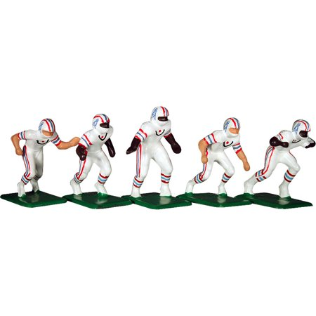 NFL Away Jersey-Houston Oilers 11 Electric Football Players
