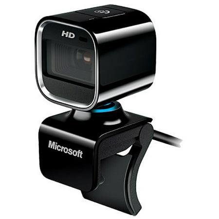 Microsoft HD-6000 LifeCam 720p HD Webcam for Notebooks