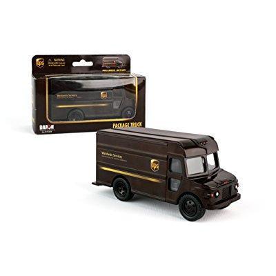 Ups Truck - daron ups pullback package truck