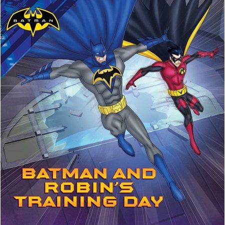 Batman and Robin's Training Day