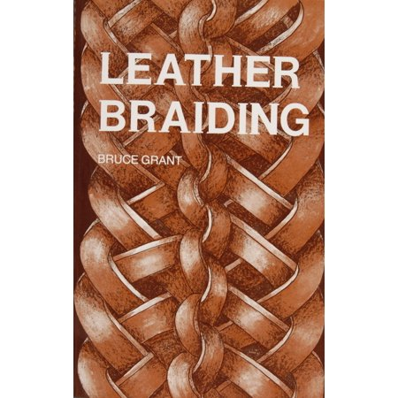 Tandy Leather Leather Braiding Book -