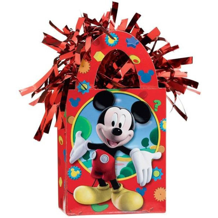 Mickey Mouse 5.7oz Balloon Weight (Each) - Party Supplies