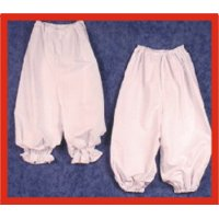 Bloomers with Self Ruffle