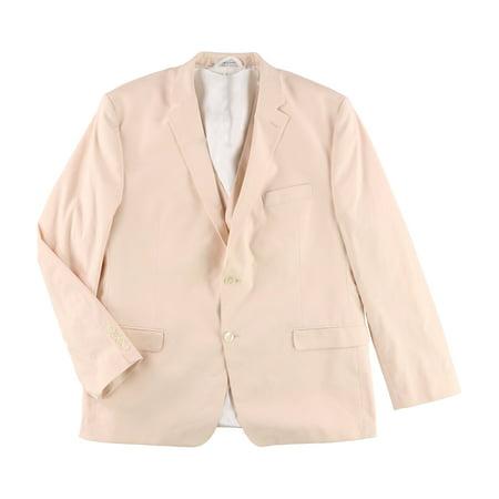 Ralph Lauren Mens 3 Piece Tuxedo pink 48x37 - image 2 de 2