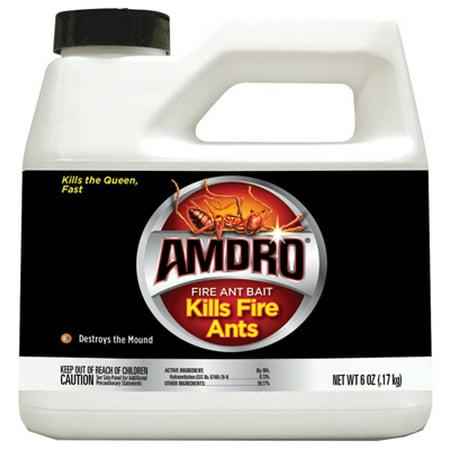 Amdro Fire Ant Bait and Killer Granules; 6 - Bait Granules