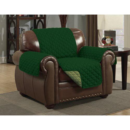 Kashi Home Box Cushion Armchair Slipcover
