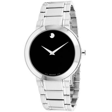 Movado Men's Stiri Watch Swiss Quartz Sapphire Crystal 606191