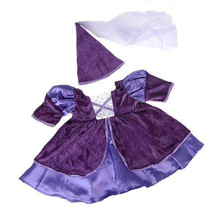 Medievil Clothes (Medieval Princess Costume Teddy Bear Clothes Fits Most 14