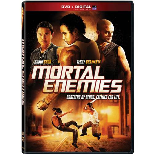 Mortal Enemies (DVD + Digital Copy) (With INSTAWATCH) (Widescreen)