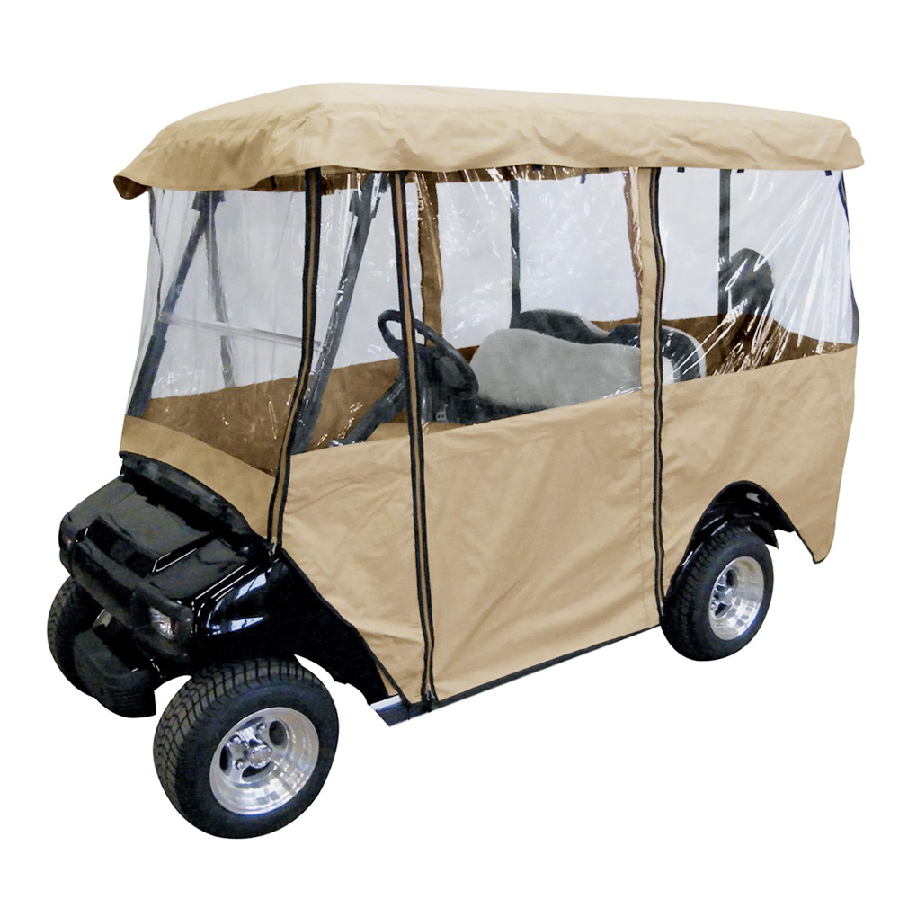 Leader Accessories Deluxe 4-Person Golf Cart Cover Storag...