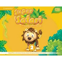 Super Safari Level 2 Teacher's Book