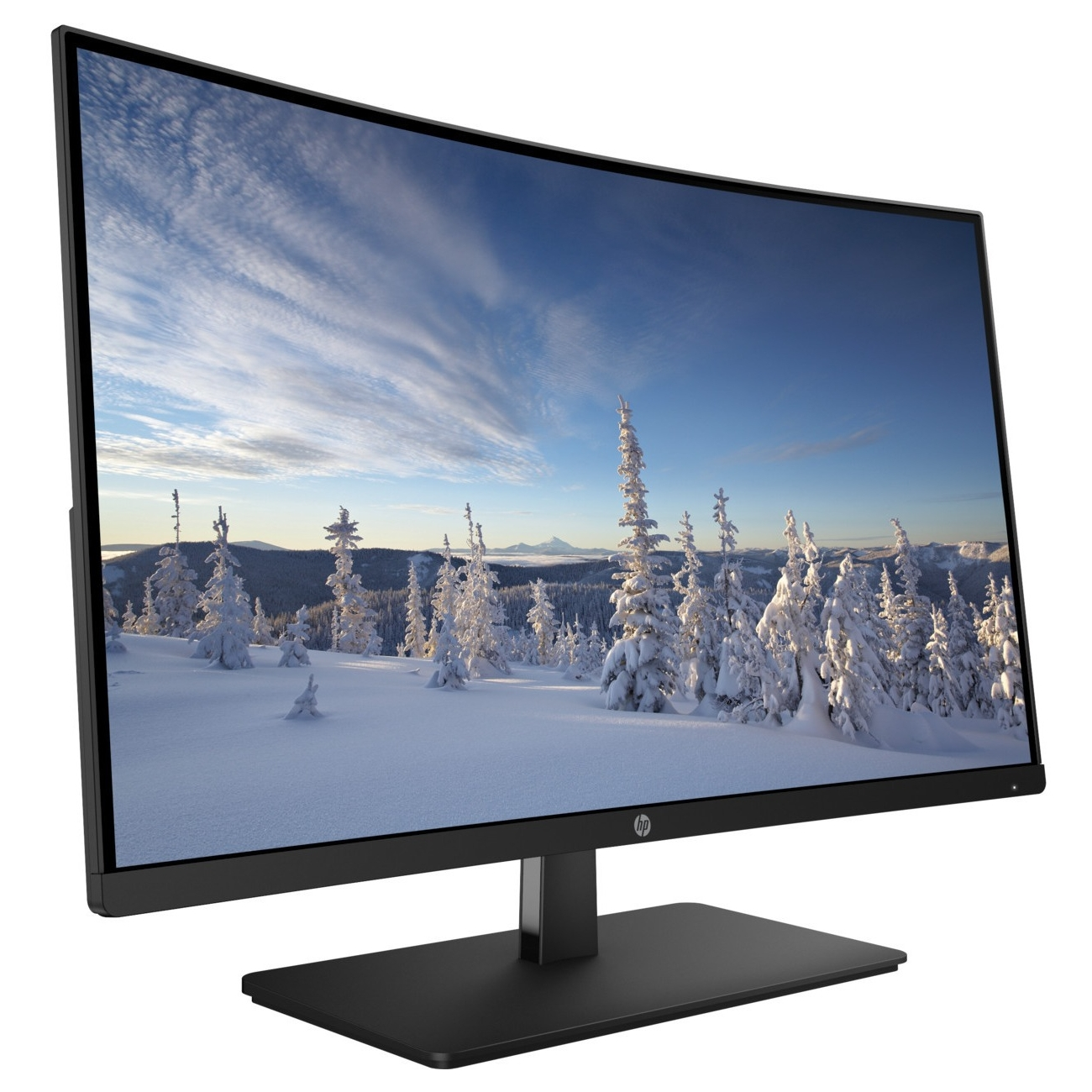 Best 27 Monitors - HP 27-inch FHD Curved Monitor (27b, Black) Review