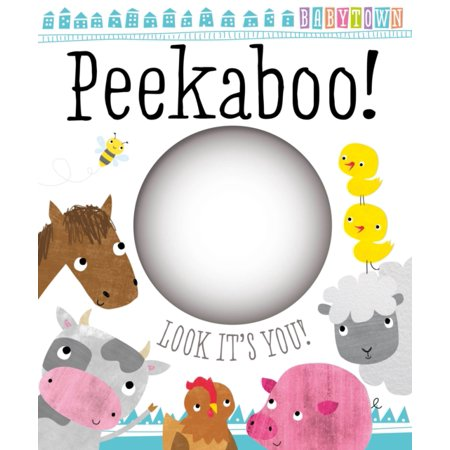 Peekaboo! (Baby Town) (Board book) - Board Ideas
