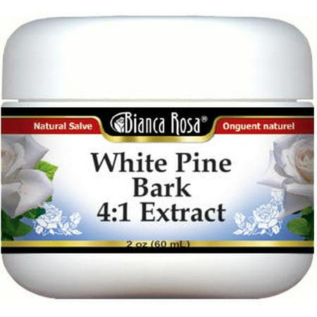 White Pine Bark 4:1 Extract Salve (2 oz, ZIN: 524206)