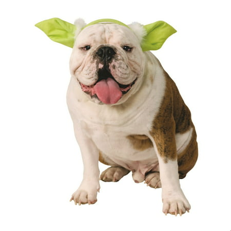 Star Wars Yoda Ears Halloween Costume for - Dog Costumes Yoda