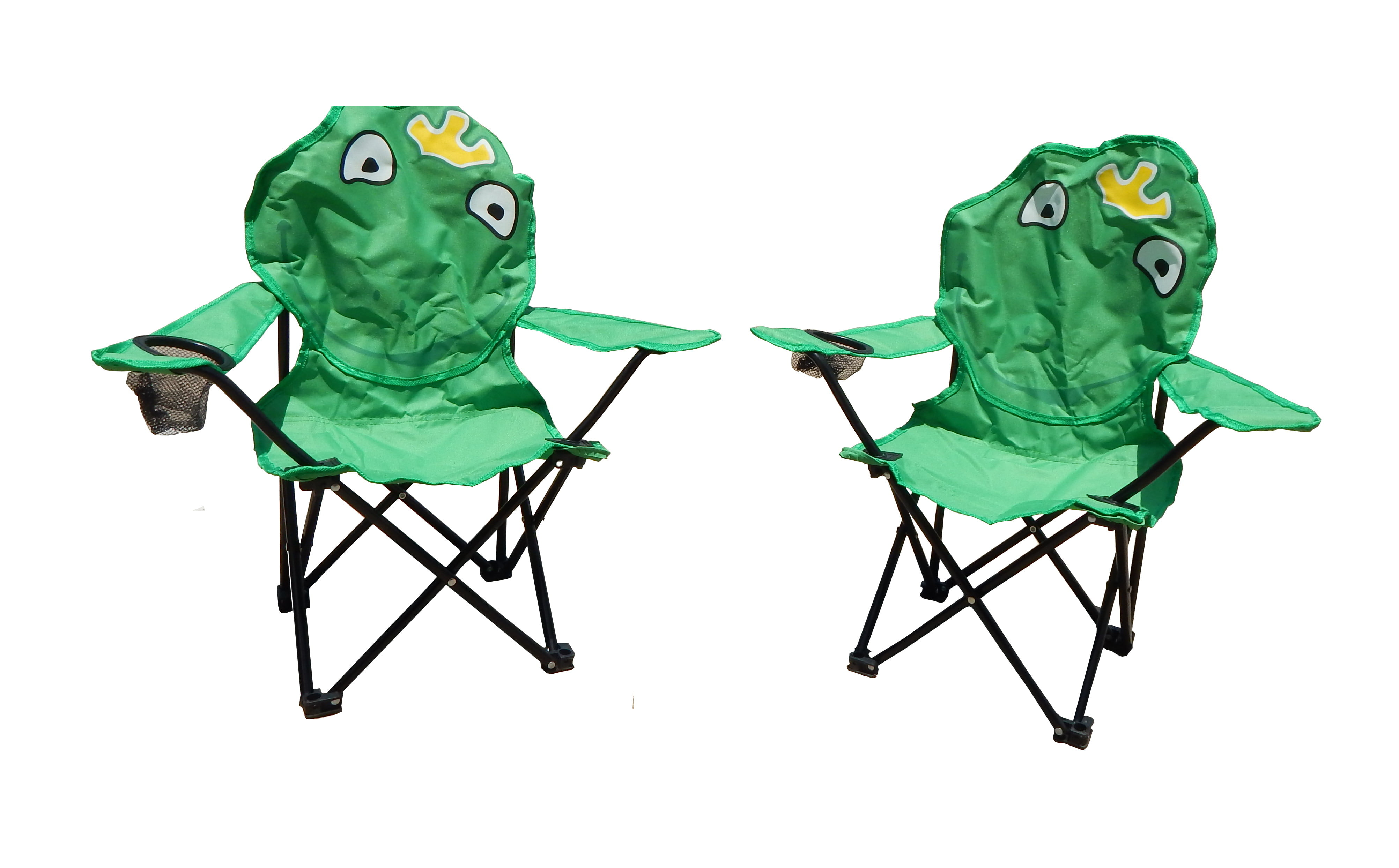 MAOS Brown Monkey Folding Kids Camping Chairs (Set of 2) - Walmart.com