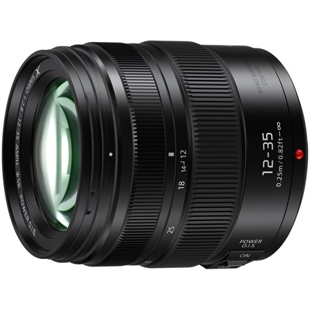 Panasonic Lumix G X Vario 12-35mm f/2.8 II ASPH Power OIS Zoom