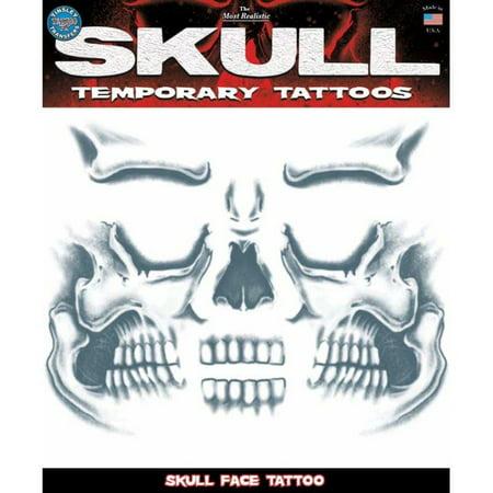 Tinsley Transfers Costume Face Kit - Skull Face](Halloween Face Transfers)