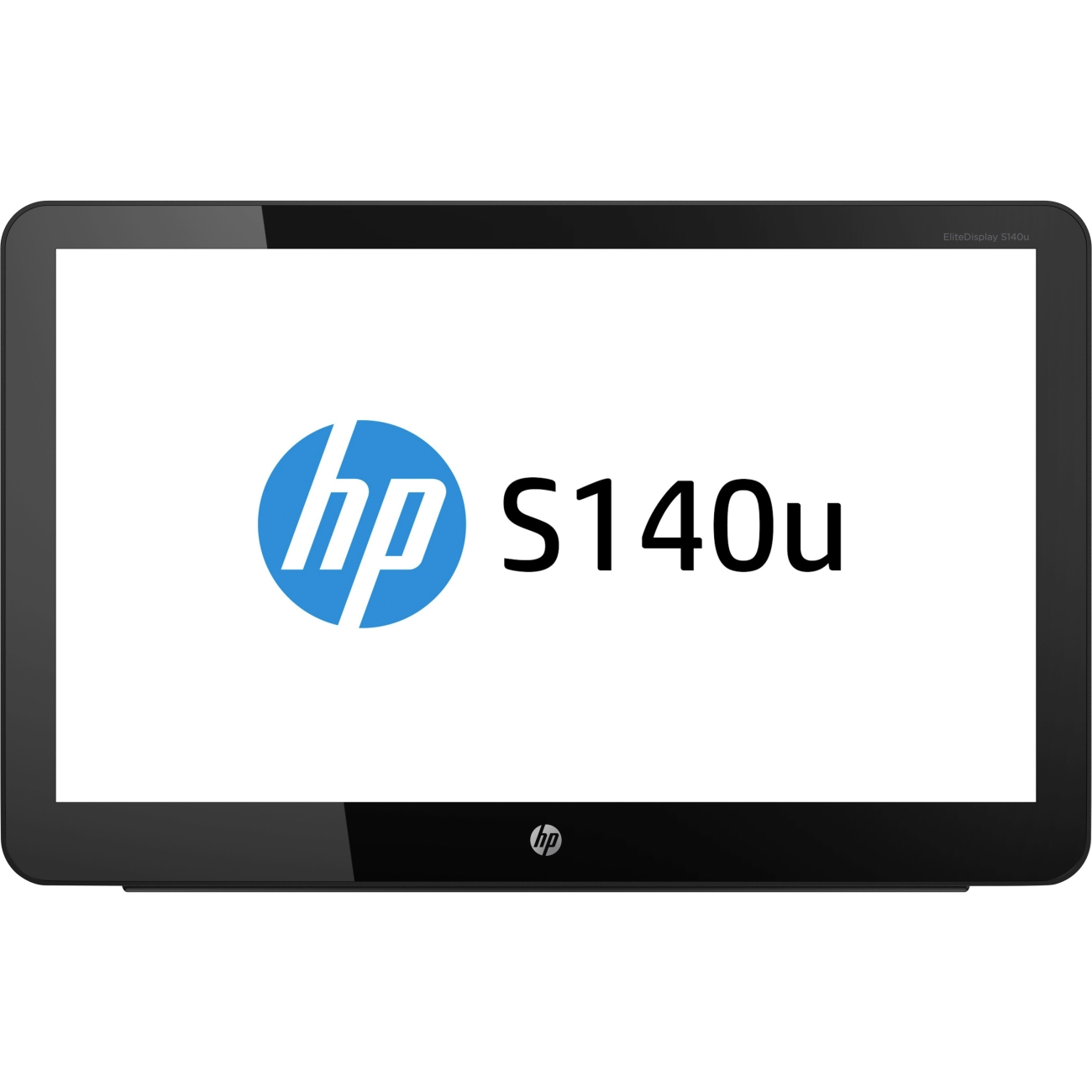 "HP Business S140u 14"" Led Lcd Monitor - 16:9 - 8 Ms - 160..."