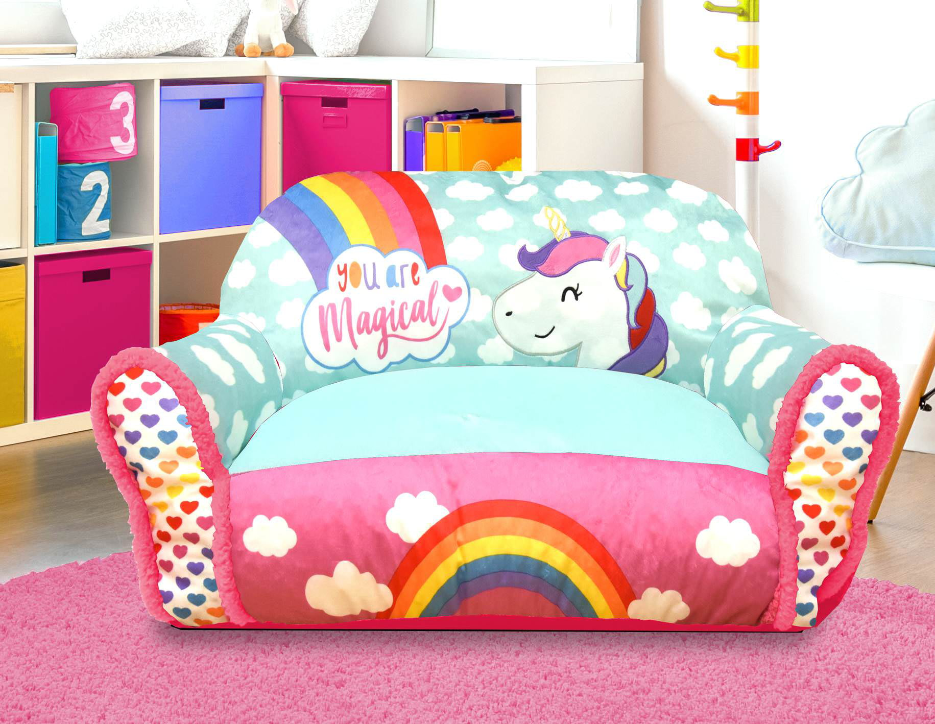 Fine Unicorn Bean Bag Sofa Chair Walmart Inventory Checker Pabps2019 Chair Design Images Pabps2019Com