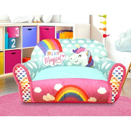 Excellent Unicorn Bean Bag Chair Sofa Walmart Com Uwap Interior Chair Design Uwaporg