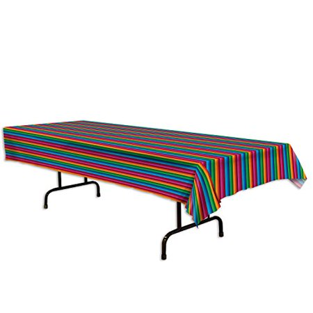 Beistle 58225 Fiesta Table Cover, 54