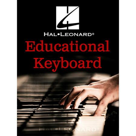 SCHAUM Kangaroo Hop Educational Piano Series (Kangaroo Series)