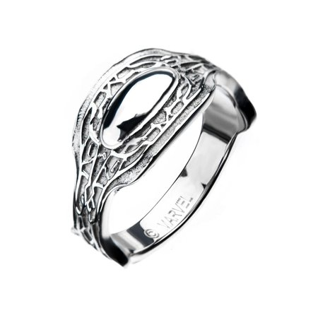 Black Panther Stainless Steel Ring