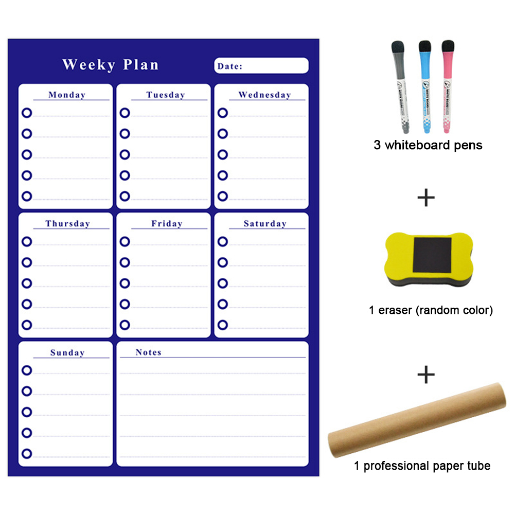 Office Products Office Supplies Monthly x 2 pcs Set of 2 Magnetic ...