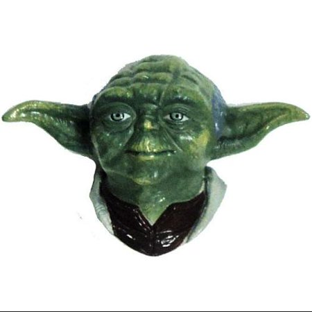 Star Wars Realm Mask Magnets Series 2 Yoda Mask Magnet - Yoda Masks