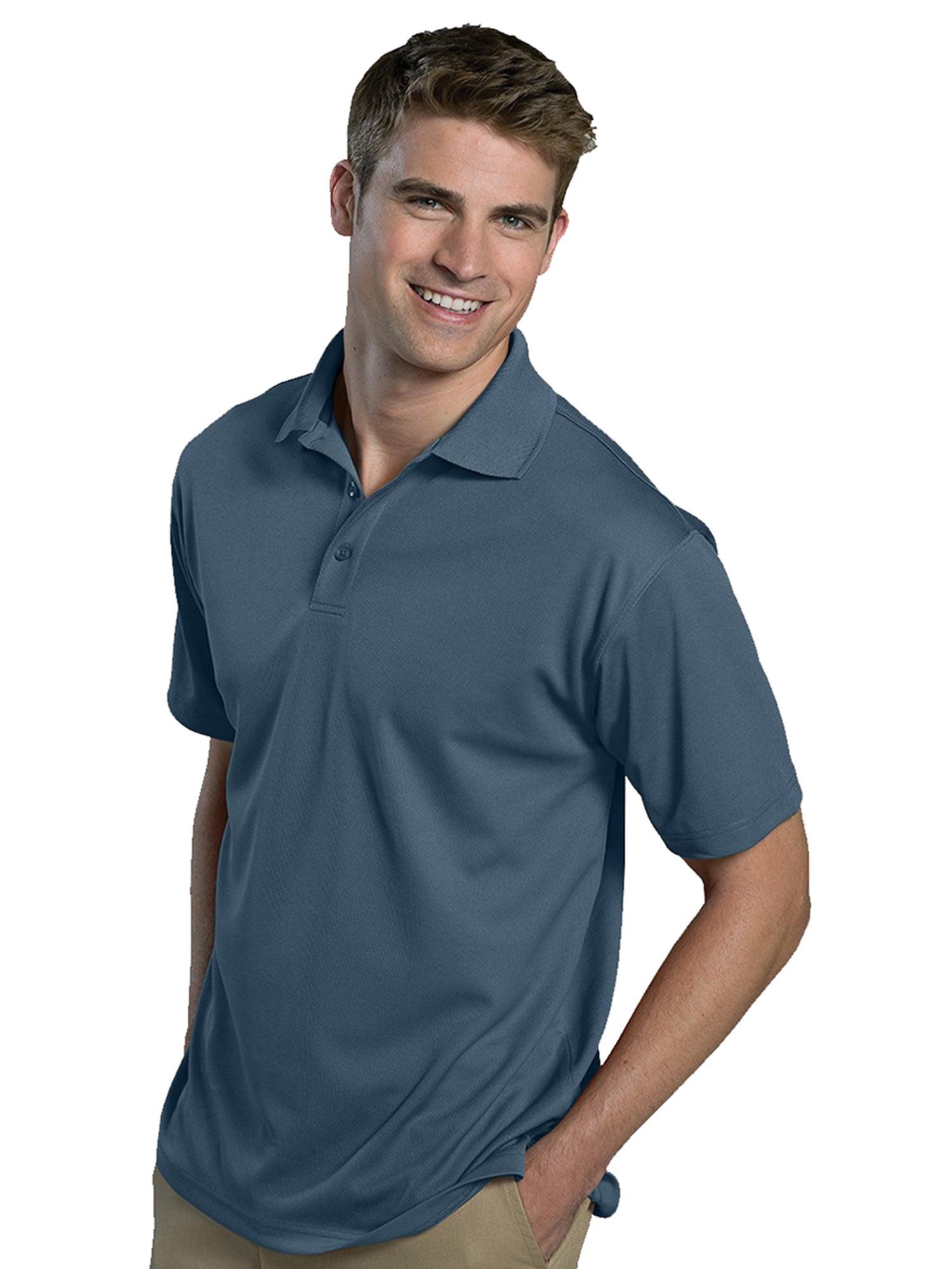 Edwards Garment Mens Moisture Wicking Casual Chino Blend Cargo Short/_TAN