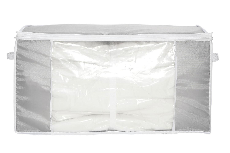 3e5de9e6858 StorageManiac Durable Jumbo Vacuum Storage Space Saver Bag And Polyester  Canvas Storage Bag