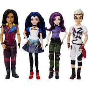 Disney Descendants Villains 4-Pack (Exclusive)