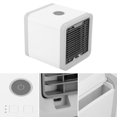 Garosa Portable Personal Air Conditioner Arctic Air Personal Space Cooler Easy Way to Cool Arctic Air Personal Space Personal Air Conditioner - image 6 of 11