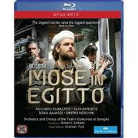 Mose in Egitto (Blu-ray)