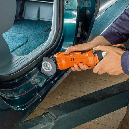 Fein MultiMaster StarlockPlus Oscillating Multi Tool & 3 Pack Oscillating  Blades