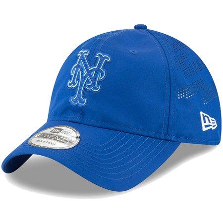 dab98272e6b New York Mets New Era 2018 Clubhouse Collection Classic 9TWENTY Adjustable  Hat - Royal - OSFA - Walmart.com