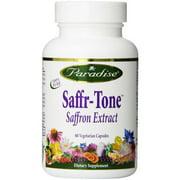 Paradise Herbs Saffr-Tone Saffron Extract, 60 CT
