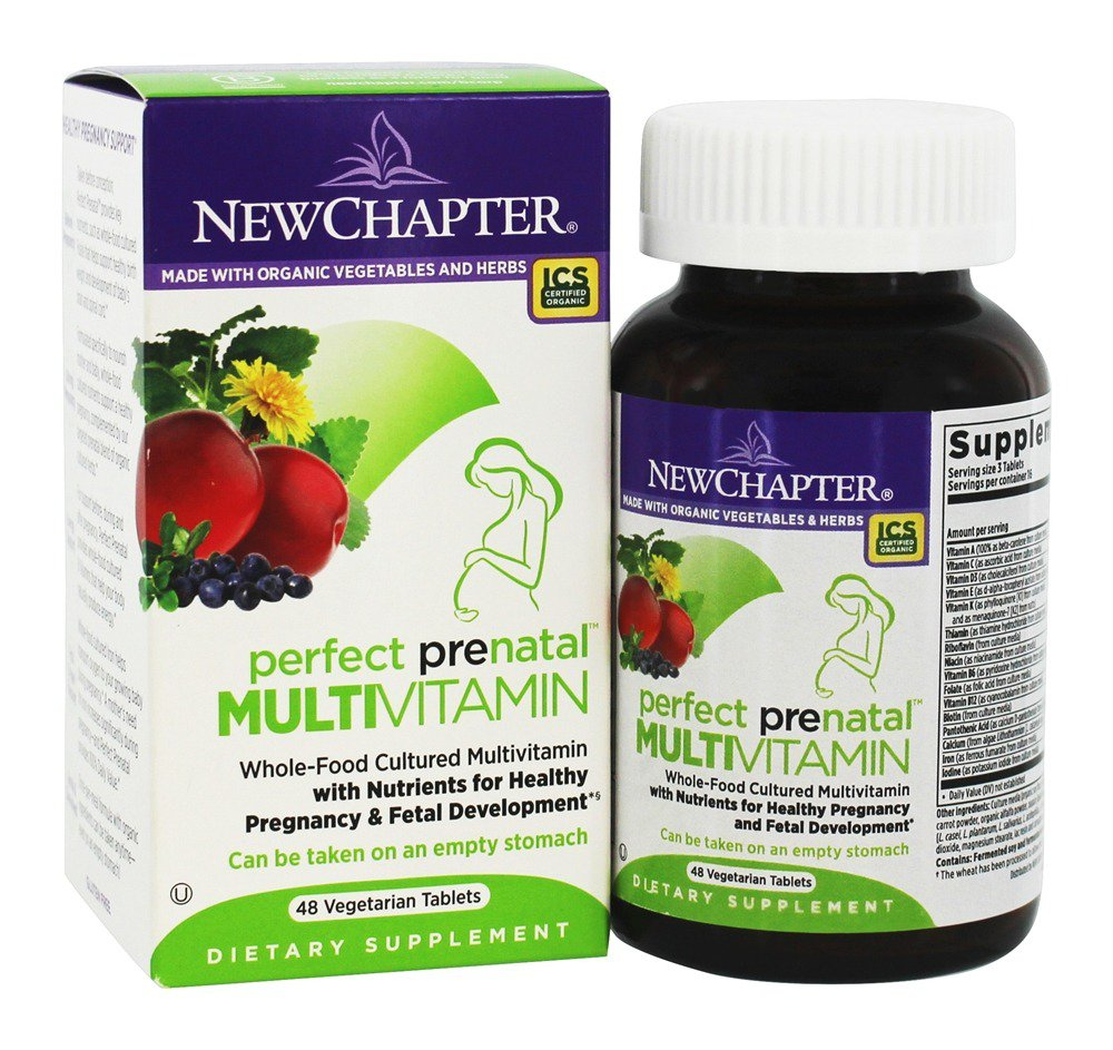 New Chapter New Chapter  Multivitamin, 48 ea