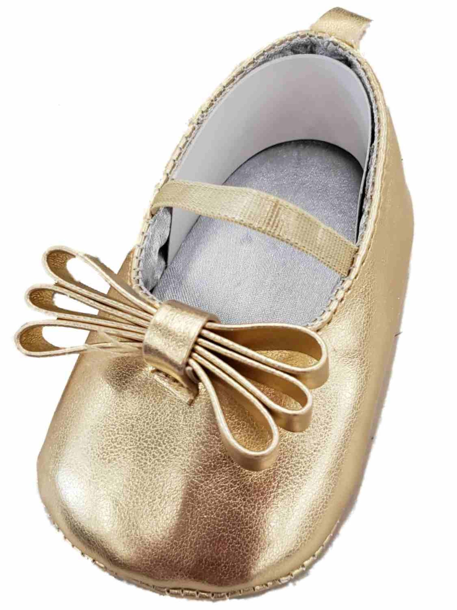 Rising Star - Infant Girls Shiny Gold