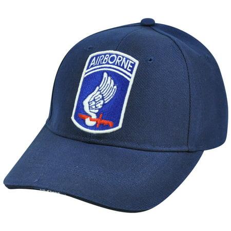 173D Airborne Brigade Sky Soldiers Combat Hat Cap Constructed - Soldier Hat