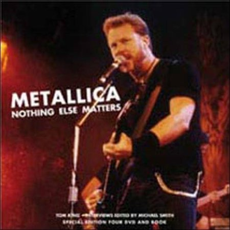 Metallica: Nothing Else Matters (With Book)
