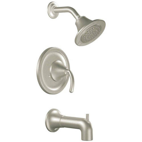 Moen TS2156 Icon Bath and Shower Faucet with Moentrol Pressure Balanced Trim, Available in Various Colors