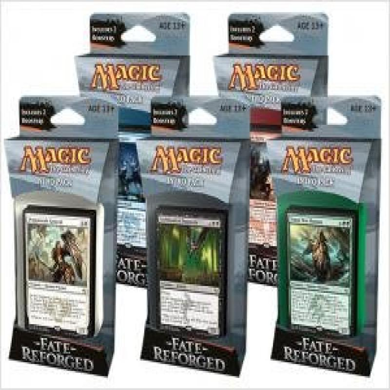 Wizards Of The Coast Magic The Gathering Fate Reforged Se...