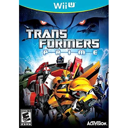 Transformers Prime The Game - Nintendo Wii U