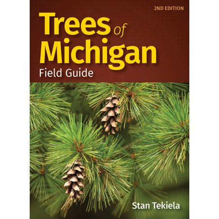 Tree Identification Guides: Trees of Michigan Field Guide (Edition 2) (Paperback)