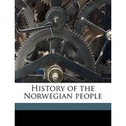 History of the Norwegian People Volume 2