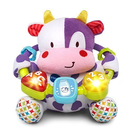 Ba Lil' Critters Moosical Beads Purple Online Exclusive, Musical baby toy features a... by