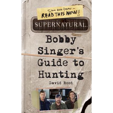 Supernatural: Bobby Singer's Guide to (Hunting Boot Reviews)