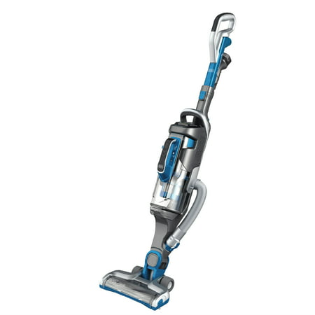 BLACK+DECKER POWERSERIES PRO Cordless 2in1 Vacuum with Pet Accessories, Blue, HCUA525JPC